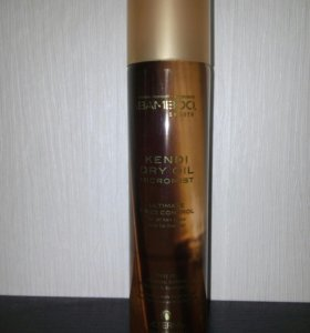 ALTERNA Bamboo Smooth Kendi Dry Oil Micromist, 142