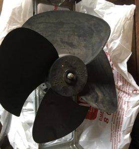 Вентилятор на радиатор кондиционера уличного