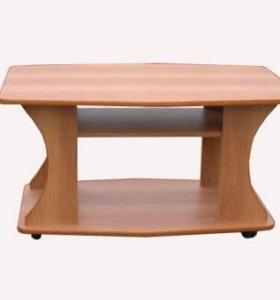 Столы журнальные и обеденные