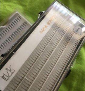 Ресницы для наращивания Irisk, цена за 3 упаковки