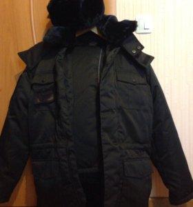 Зимний костюм полиции