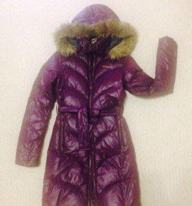 Пуховик зимнее пальто Adidas