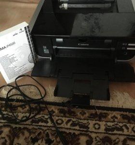 Б/у цветной принтер