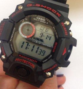 Мужские массивные качественные часы