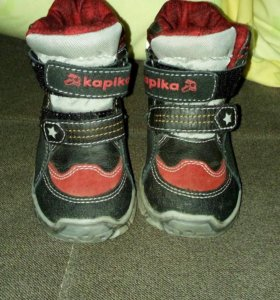 Kapika. Весенние Детские сапожки