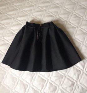Новая юбка из неопрена
