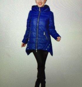 Новая зимняя Куртка р.48