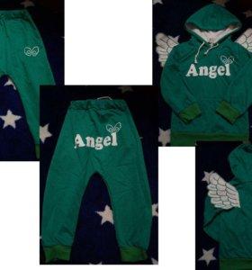 """Новый костюм """"Ангел"""" с крыльями."""