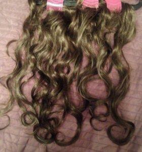 Иск пряди волос