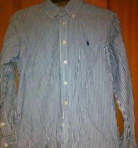 Рубашка Ralph Lauren M ,10-12 лет