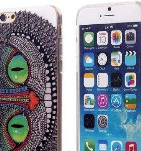 Прикольный чехол для Iphone 6