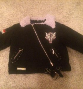 Курточка на осень рост 110-116