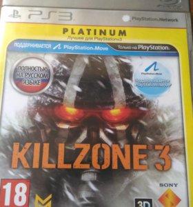 Kill zone 3 для ps 3