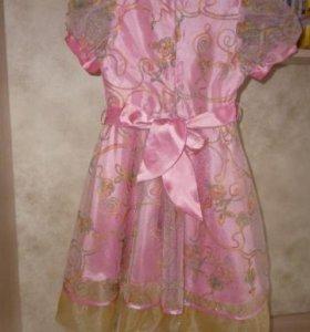 Нарядное платье. Р 110