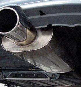 ремонт выхлопных систем, диагностика и ремонт авто