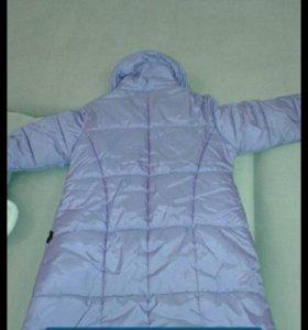 Зимнее пальто р.116