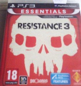 Resistance на PlayStation 3