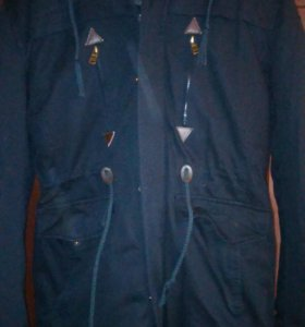 Куртка-Парка(Зима)как новая.