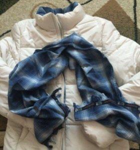 Куртка зимняя 46 размер