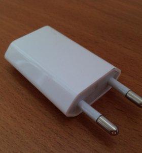 Apple 5W USB Power Adapter (Вилка iPhone)