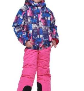 Новый зимний костюм рост 134-140