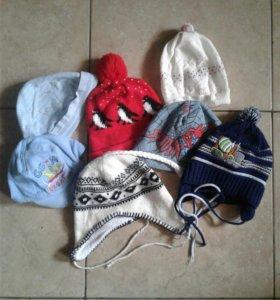 шапки пакетом