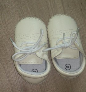 Ботиночки из кожзама