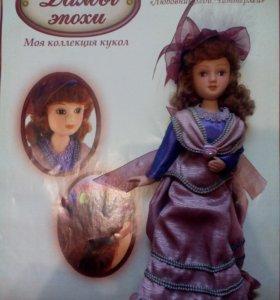 """Кукла """"Дамы эпохи"""" /7 выпуск/"""