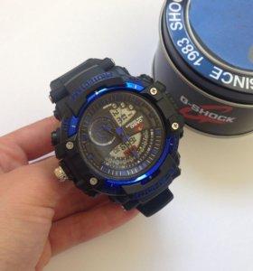G shock Red Bull с японским механизмом