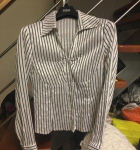 Рубашка и блузка 42-46р