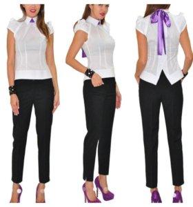 Рубашка , блузка , размер 40/42