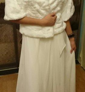 Свадебное платье,  б/у в очень хорошем состоянии