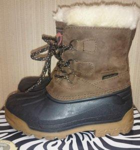 Детские зимние ботинки HALTI
