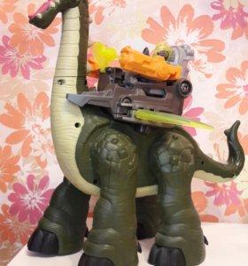 Боевой динозавр