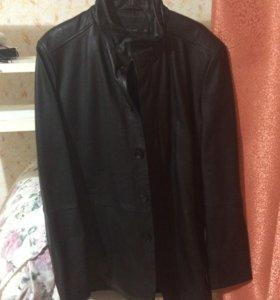 Новое пальто, мужское