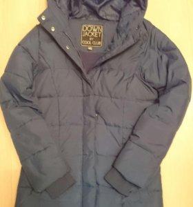 Куртка -пуховик для девочек.