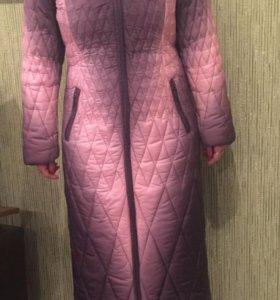 🚺Зимний пуховик-пальто