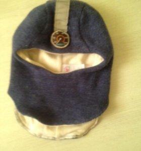 Шапка-шлем КИВАТ для мальчика Б/у