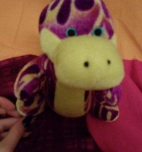 Игрушка динозавр 🐲