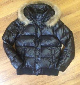 Зимняя куртка-жилетка Lime