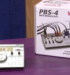 Аудио-Видео микшер vestax pbs-4
