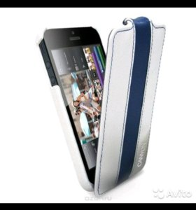 Чехол iPhone 5 с плёнкой