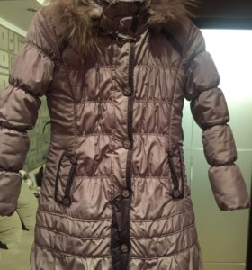 Зимнее пальто Белеми б/у