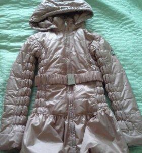 Куртка BORRELLI демисезонная на рост 140-146