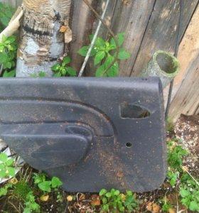 Рено логан общивка двери механизмы