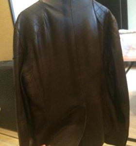 Куртка жакет (кожа) Andrew mackenzie