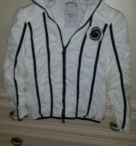 ORBY куртка ветровка  для девочек
