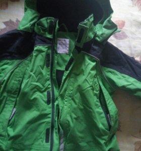 Куртка polarn o.pyret 116см