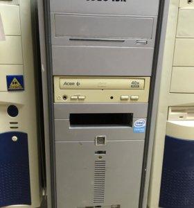 Pentium 4 3GHz/768Mb/20Gb/win XP