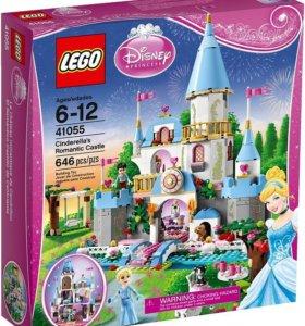 Лего замок золушки 41055